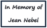 Paul Nebel in memory of Jean Nebel