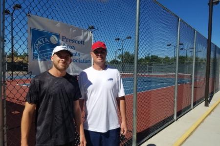 Mitchell & Steven Riggs- Men's 7.0 Champions