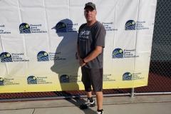 Mens Open Singles Finalist - Andy Mraz