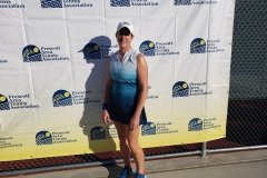 Womens 40 Singles Champion - Jennifer Crownhart