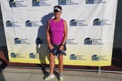 Womens 40 Singles Finalist - Susan Korte