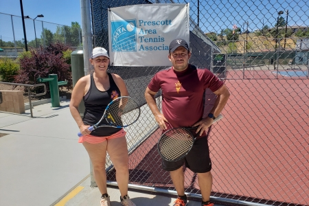 Rachel Brockway & Carlos Rivas- Mixed 8.0 Finalists