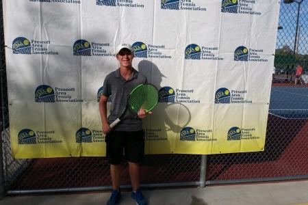 Men's Open Finalist - Leyton Fetty
