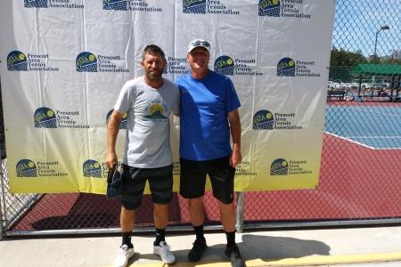 Men's Open Champions - Jake Worseldine & Sterling Fetty