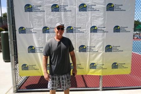 Men's 50 Champion - Chris Holeman