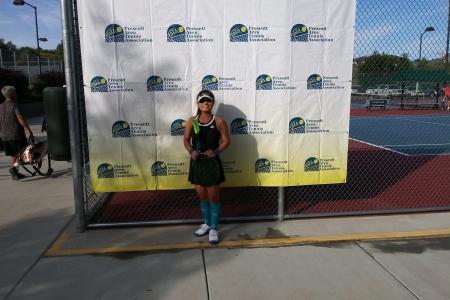 Women's Open Champion - Shuko Cooley
