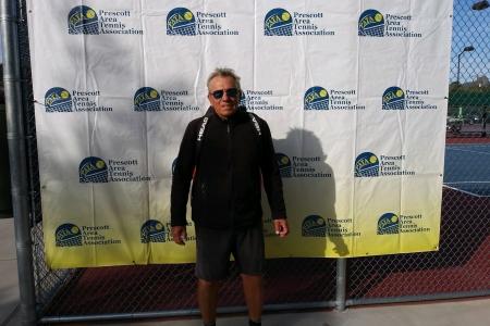 Men's 55 Finalist - Stephen Murkowicz