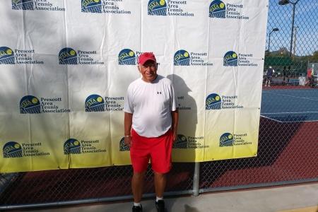 Men's 70 Finalist - Leo Lapane