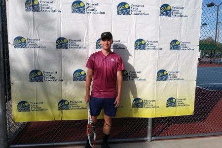 Men's Open Champion - Andrew Gross